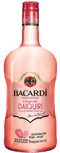 Bacardi Classic Cocktails Strawberry Daiquiri 1.75l